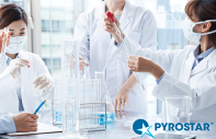 The advantages of using the brand PYROSTAR™ in research laboratories
