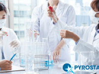products of the brand pyrostar in research laboratories